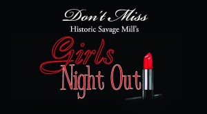 Girls Night Out – August 2nd!