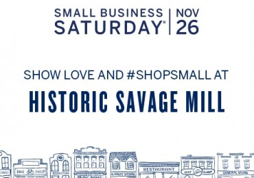 Holiday Kick Off & Small Biz Saturday!