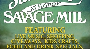 First Saturdays at Savage Mill