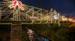 7th Annual Bollman Bridge Lighting & Magic at the Mill