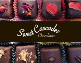 Sweet Cascades Chocolatier