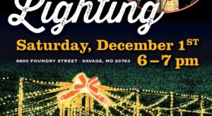 Annual Bollman Bridge Lighting – December 1st