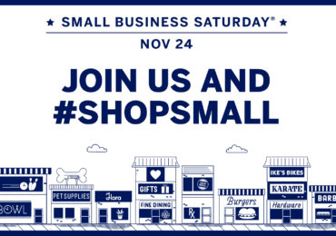 Small Business Saturday Celebration – November 24th!