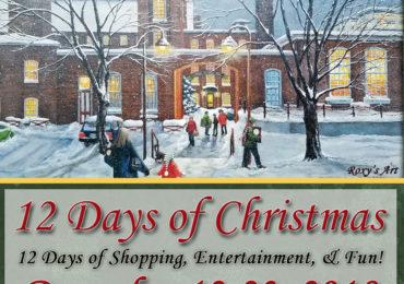 Twelve Days of Christmas!