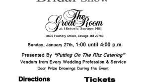 2019 Bridal Show