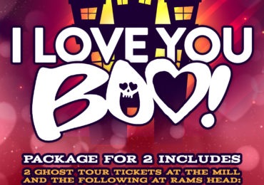 Valentine's Ghost Tour Package