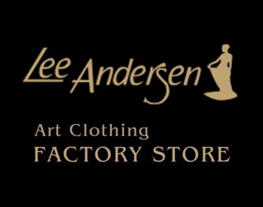 Lee Andersen Factory Store