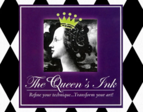 The Queen's Ink