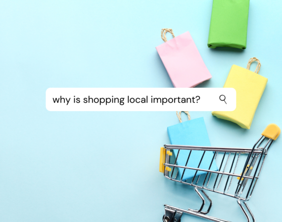 3 Reasons Why You Should Shop Small